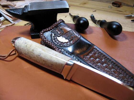 Jagdmesser CPM 420 V 2 - Kopie