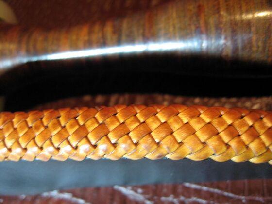 Scheide eight string round edge braiding 11